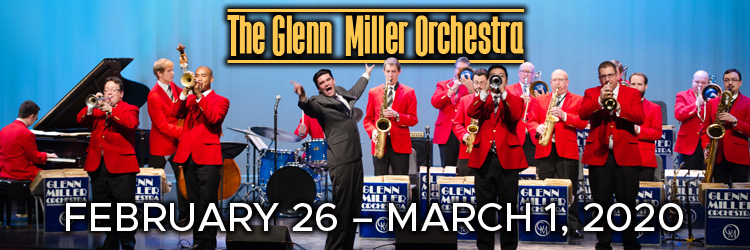 The Glenn Miller Orchestra at BDT Stage