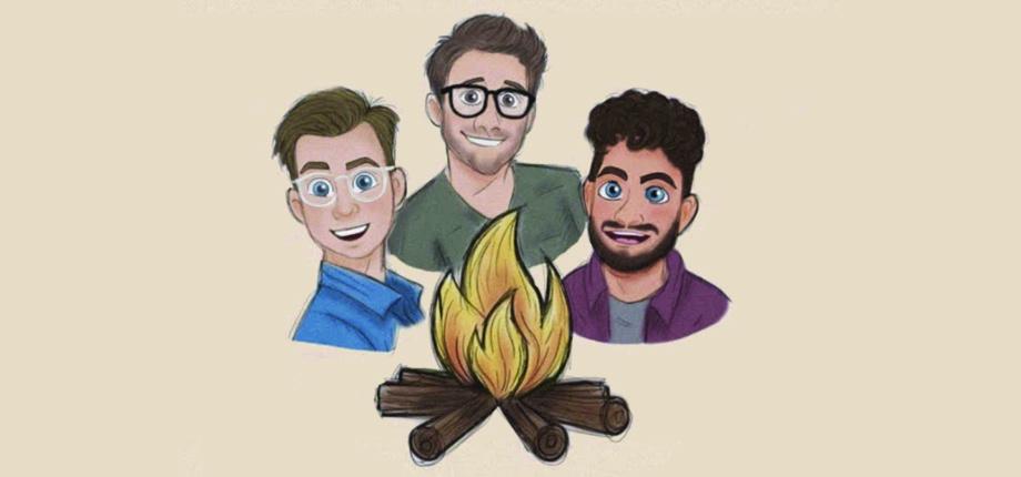 Around the Campfire: Live Podcast Recording